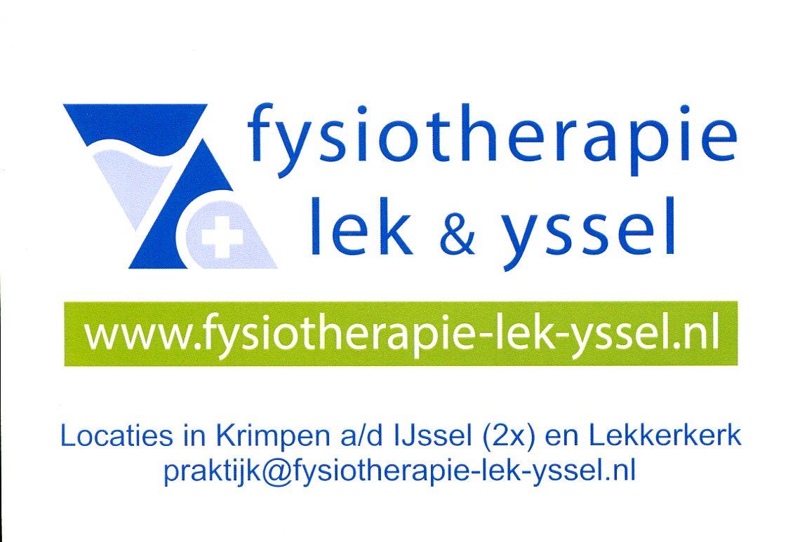 Fysiotherapie lek & ijssel